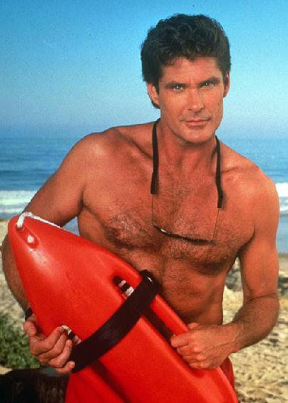 Baywatch David Hasselhoff