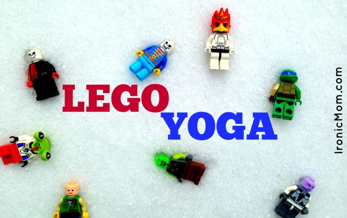 Lego Yoga: What It Feels Like to Exercise in Your 40s